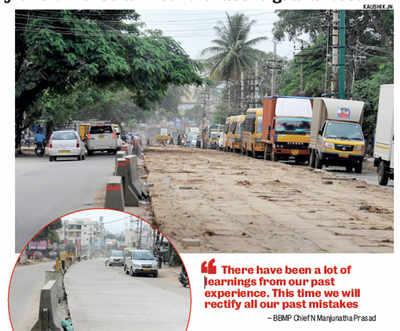 New routes on the road to hell: Koramangala, OMR, Jayanagar, Indiranagar