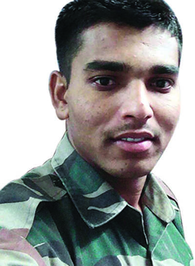 Army jawan's parents ostracised in Belagavi. He asks: If I die in battle, who will fight for them?
