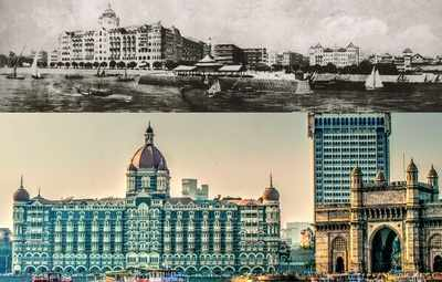 World War I: When Mumbai's Taj Mahal Hotel was converted into a 600-bed hospital to combat a global crisis