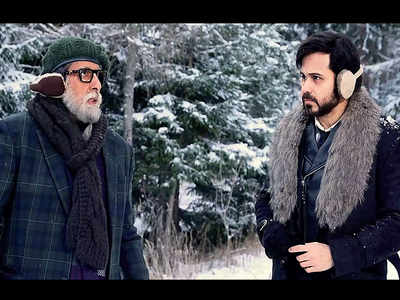 Emraan Hashmi: As a child, I wouldn't eat till Amitabh Bachchan's Sholay or Mr Natwarlal played