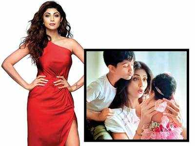 Shilpa Shetty: It still feels surreal when people ask me how my 'children' are doing