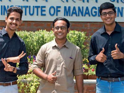 Commerce calling at IIMs: 6 of 7 commerce students figure in admission list of IIM Ahmedabad, Bangalore and Calcutta