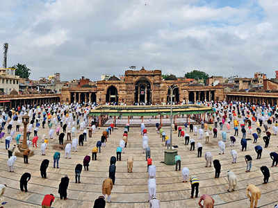Celebrating Eid, the social distancing way