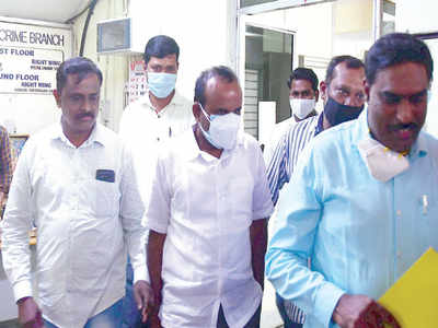 DK Shivakumar  is not helping me, claims MLA