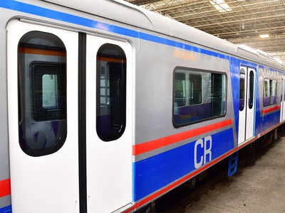 After Western Railway motor coach fire, CR to inspect all four AC local rakes