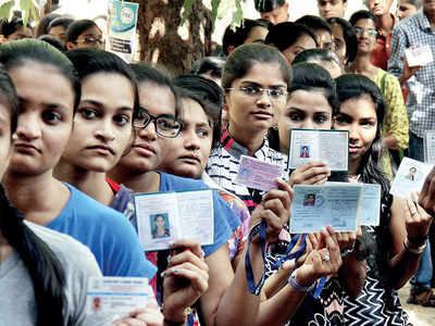 Gujarat University senate polls a no-girls show