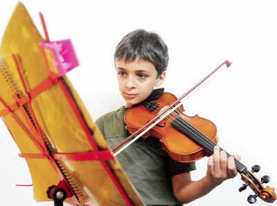 Play the violin, beat dementia
