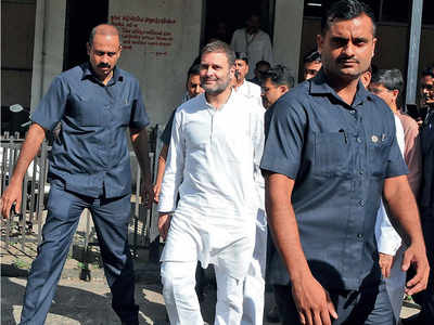 Rahul Gandhi gets bail in defamation case