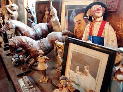 Raj Kapoor's treasures soon to be stored in city