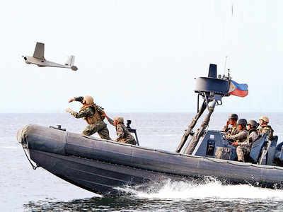 China-wary Philippines beefs up sea patrols