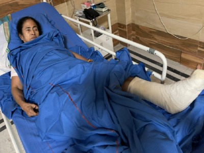 West Bengal Elections 2021 live updates: Mamata sustained injuries on ankle and shoulder, says doctor