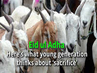 Eid ul Adha Mubarak: Here's what young generation thinks about 'sacrifice'