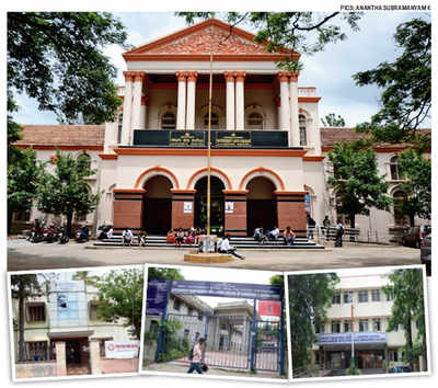 Degree colleges have no principals, and the govt has no interest