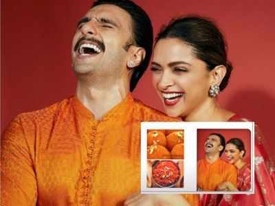 Deepika Padukone shares hilarious meme comparing her Diwali look with Ranveer Singh to sweets