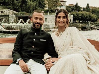 Netizen calls Sonam Kapoor's husband Anand Ahuja 'ugliest'; actress replies 'I hope you get followers'