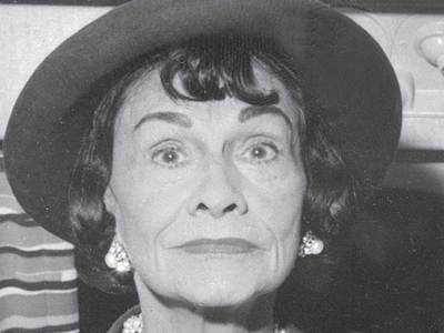 Coco Chanel and wartime scandal