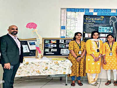 Experts discuss covid rehabilitation with physiotherapy