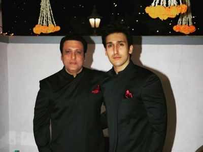 Govinda's son meets with a car accident