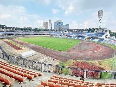Kanteerava Stadium to get new track, finally