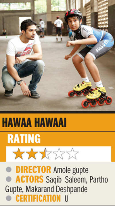 Film review: Hawaa Hawaai