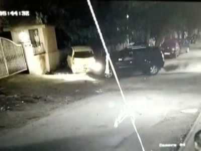 Drunk woman damages three cars in Pune's Ramnagar