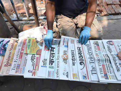 'Newspapers are a reliable medium for citizens to decide what's true'