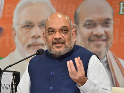 Amit Shah on two-day visit to Karnataka from January 16