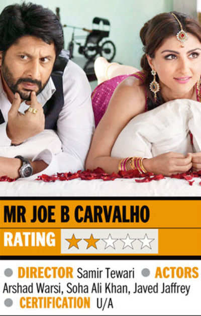 Film review: Mr Joe B Carvalho