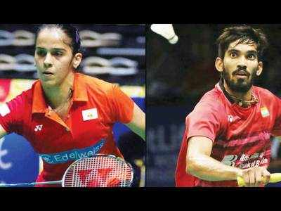Saina, Srikath miss out on Olympic qualification