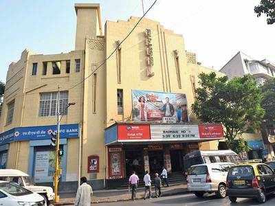 Mumbai's iconic Regal theatre stares at shutdown