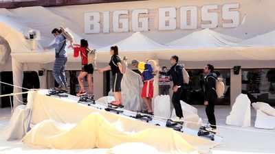 Highlights: Bigg Boss 11, Day 94, 3 January 2018: Mount BB game cintinues, Akash Dadlani and Vikas Gupta lose the game, Luv Tyagi, Hina Khan end their friendship