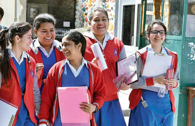 Notes from the 560 : Girl power and the board exams
