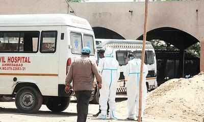 Thane: Bodies of COVID-19 victims taken for cremation in bedsheets, trash bag?