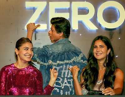 Anushka Sharma worked with occupational therapist, audiologist for Shah Rukh Khan, Katrina Kaif-starrer Zero