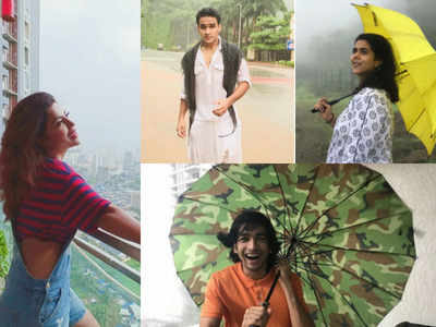 Mumbai rains: Shantanu Maheshwari, Faisal Khan, Debina Bonnerjee and other telly celebs share their monsoon memories