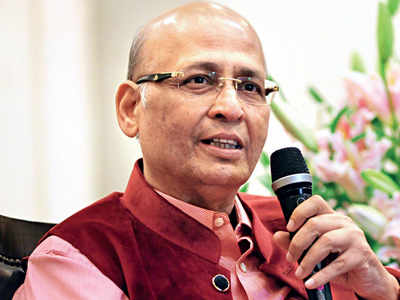 Singhvi sings another tune