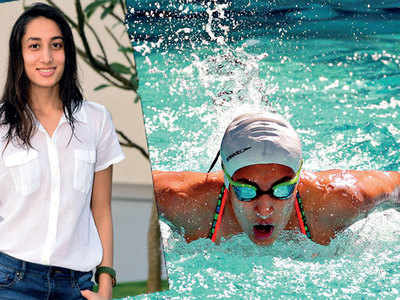 19-yr-old shares how she battled depression, got back in form to win 9 gold medals at State Swimming Championship