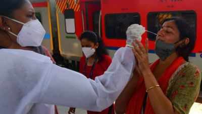 Mumbai reports 299 new Covid-19 cases; Maharashtra becomes first state to fully vaccinate over 1 crore people