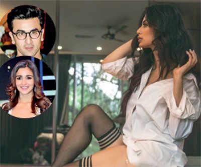 Mouni Roy in Ayan Mukerji's Ranbir Kapoor, Alia Bhatt and Amitabh Bachchan film