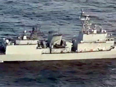 China to give more power to Pak Navy