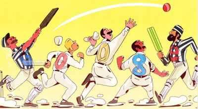 Google Doodle celebrates 140th anniversary of Test cricket