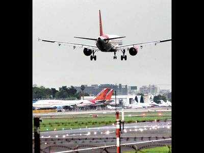 City airport gets nod to handle 50 more flights from today