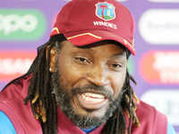 Chris Gayle says he's 'one of the greats'