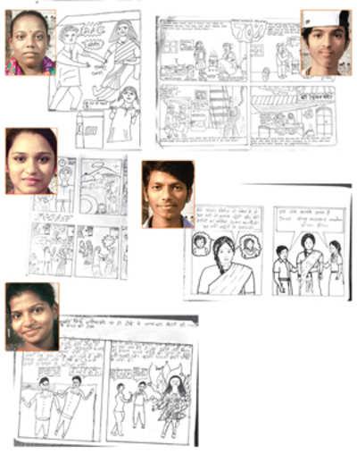 Comic cause