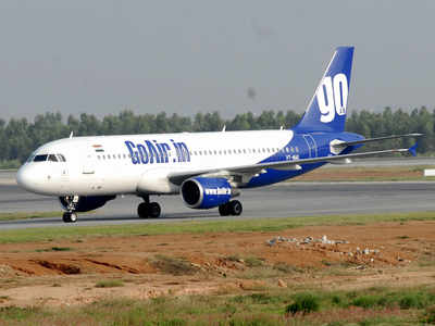 Crew time restrictions delay more than 10 GoAir flights