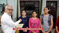 Meet Rishita, who scored 100 percent in Haryana class 10 Board Exam