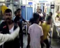 Watch: Locals create ruckus at Delhi hospital over rape of minor girl
