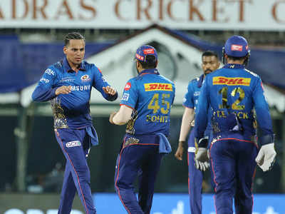 KKR vs MI Highlights, IPL 2021: Mumbai Indians beat Kolkata Knight Riders by 10 runs
