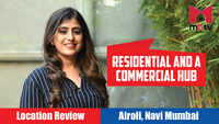 Residential and commercial hub | Airoli, Navi Mumbai