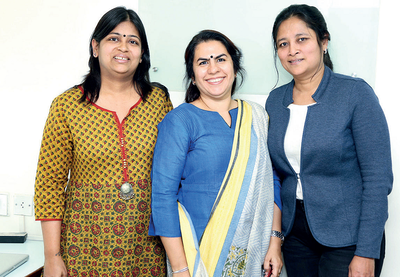 Smart Money: Three women are on a mission to educate and empower fellow women on financial health​